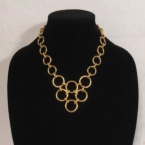 Chain link Gold Necklace